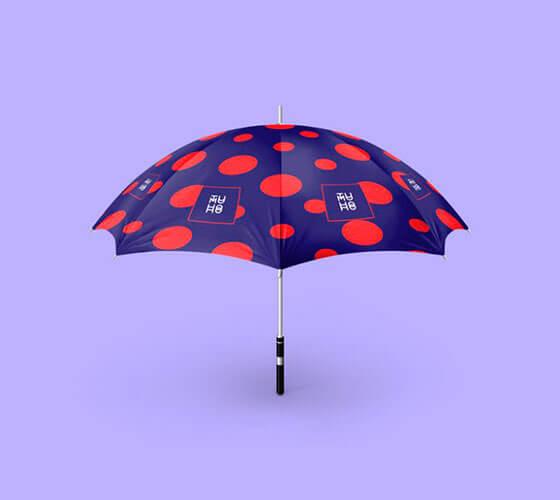 Mockup Guarda-chuva #2
