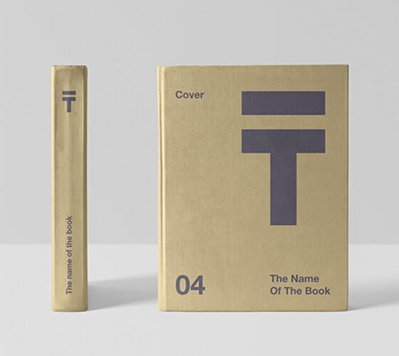 Mockup Livro capa dura #11