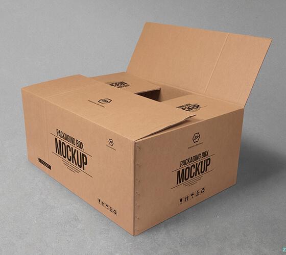 Mockup Caixa #5