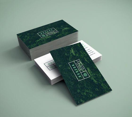 Mockup Cartão de Visita #41