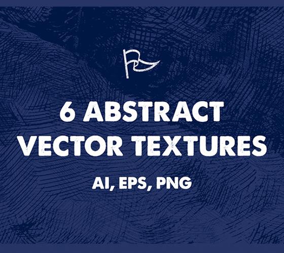 6 Texturas abstratas