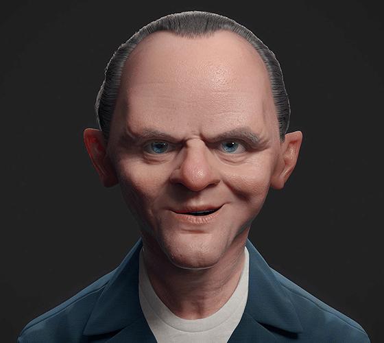 Ilustração 3D Guzz Soares