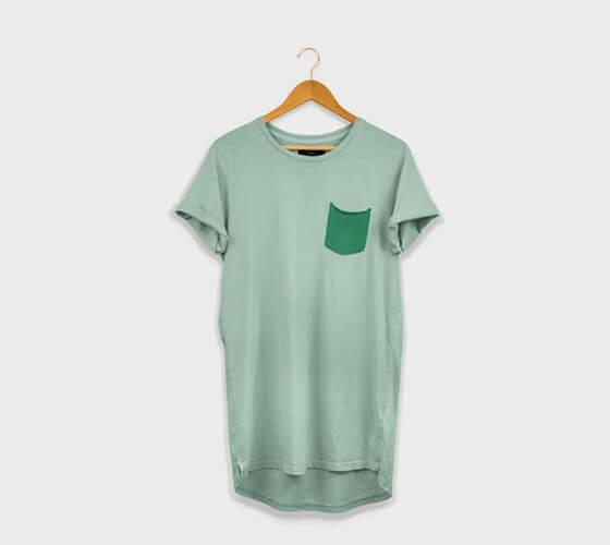 Mockup Camiseta #16