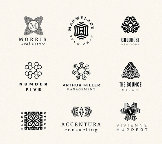 Kit Composição de logo #5