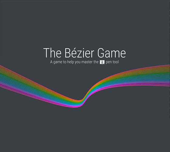 Bezier Game, praticando a pen tool