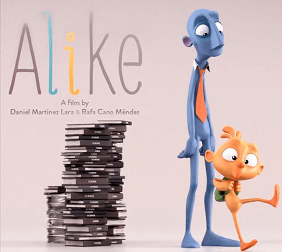Alike, um curta sobre criatividade
