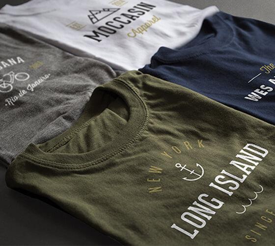 Mockup camiseta #4