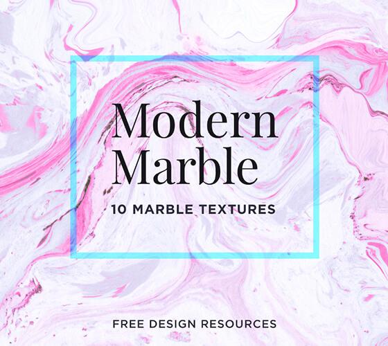 10 texturas de mármore