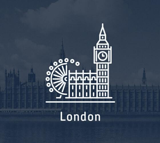 Cidades em ícones