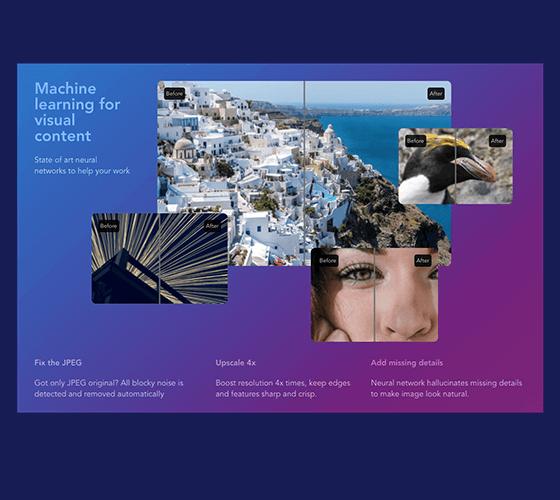Site melhora em 4x a resolução das suas imagens