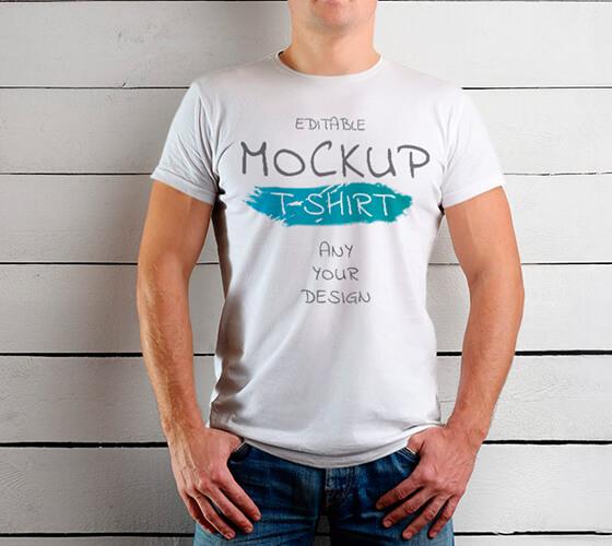 Mockup Camiseta #15