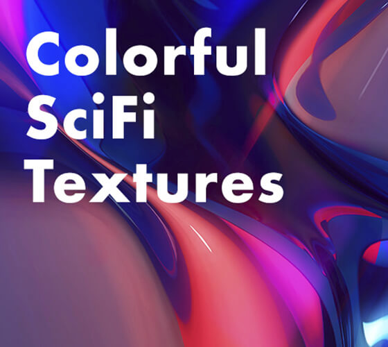 Textura Sci-fi