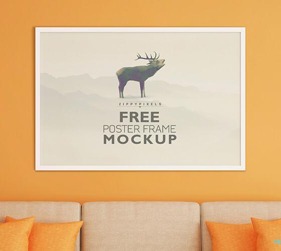 Mockup Quadro #6