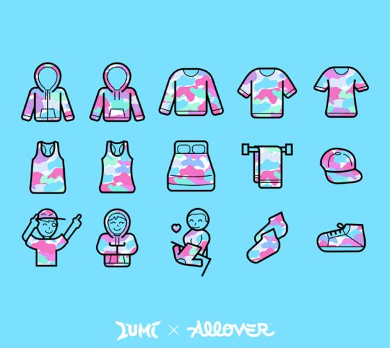 Ícones de roupas