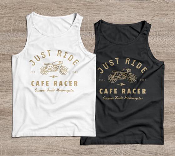 Mockup de Camiseta regata