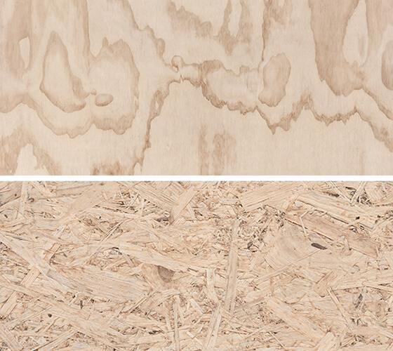 7 texturas de madeira