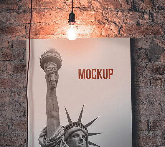 Mockup Quadro #19