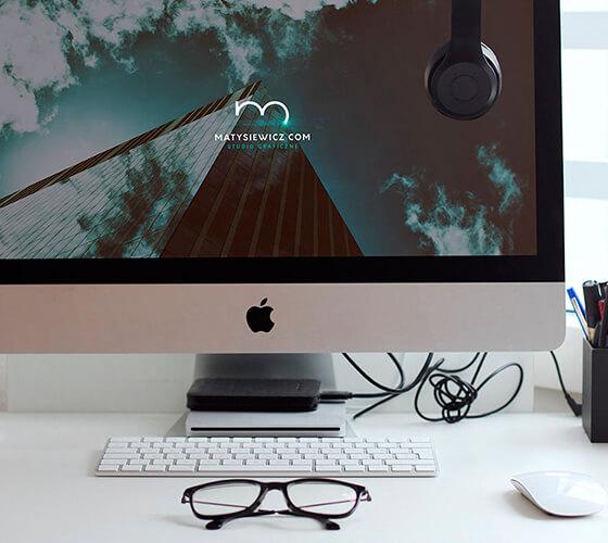 Mockup iMac #8