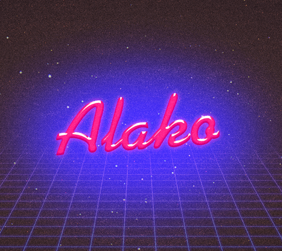 Alako-Bold