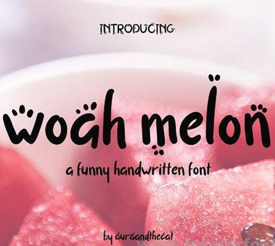Woah Melon