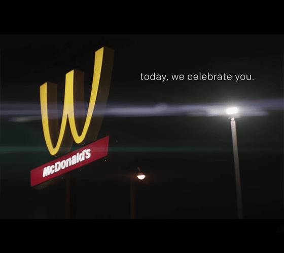 McDonald's faz ação no dia internacional da mulher