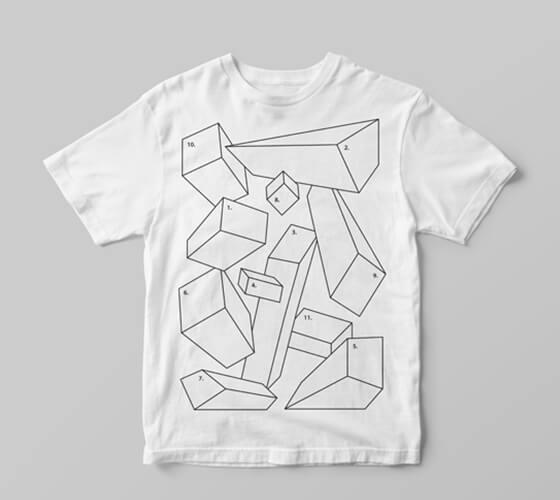 Mockup Camiseta #21