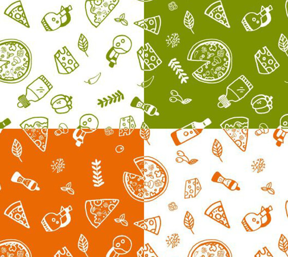 Patterns de Pizza