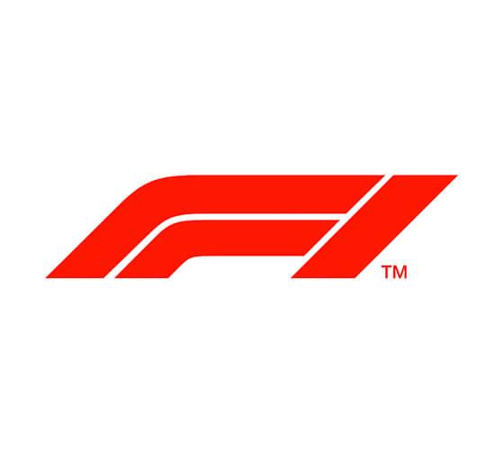 O novo logo da F1