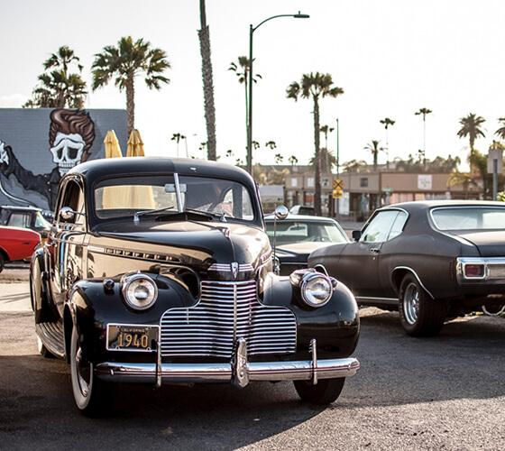 Fotos de carros clássicos