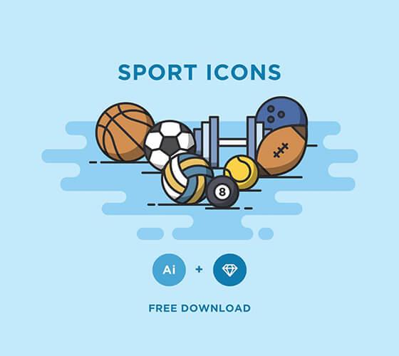 Ícones de esporte