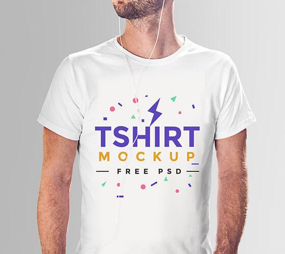 Mockup de Camiseta #2