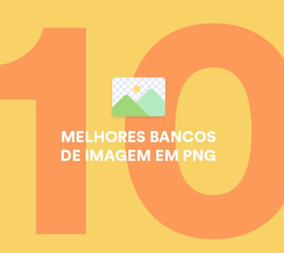 10 melhores bancos de imagem PNG
