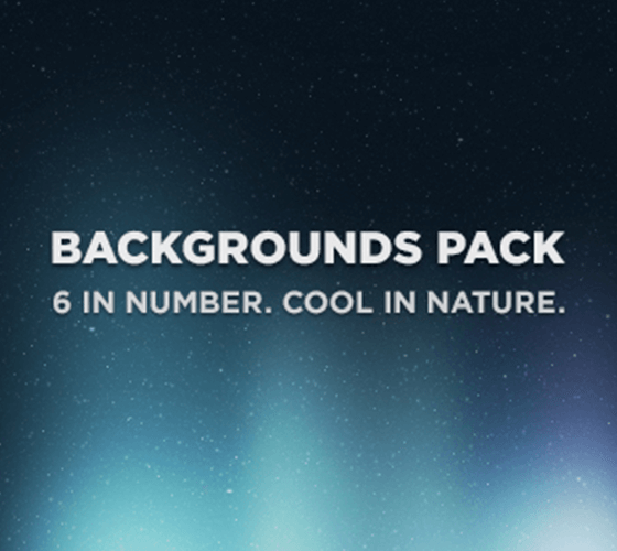 6 Blur Backgrounds