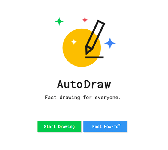 AutoDraw, nova ferramenta do Google