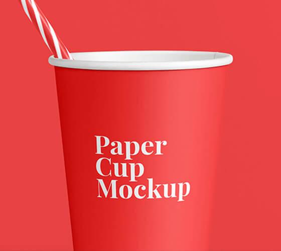 Mockup copo