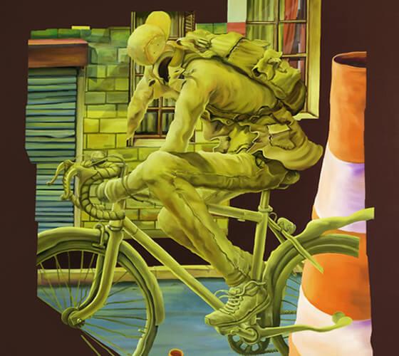 Ilustrações de John Kviar
