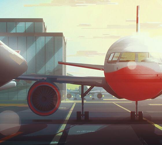 Ilustrações para Safegate, Eric Pautz