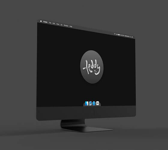 Mockup iMac #6