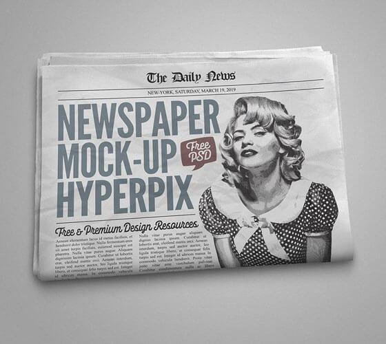 Mockup Jornal #6