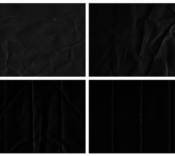Textura Papel amassado