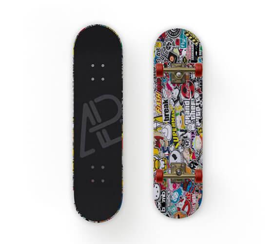 Mockup Skate #3