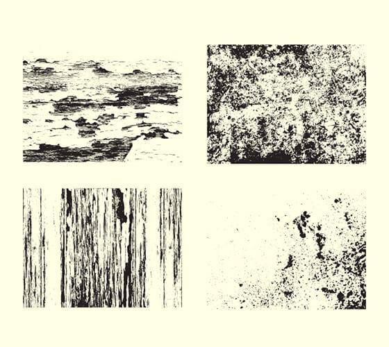 Texturas vetoriais