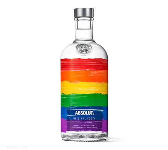 Absolut e seu apoio à comunidade LGBT