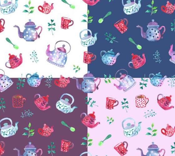 Patterns de Chá