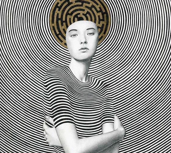 A-maze-ing girls, Sofia Bonati