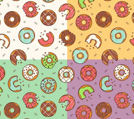 Patterns de Donuts