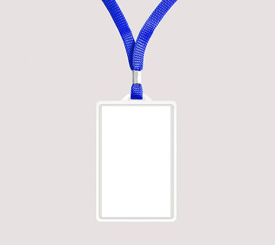 Mockup ID card #2