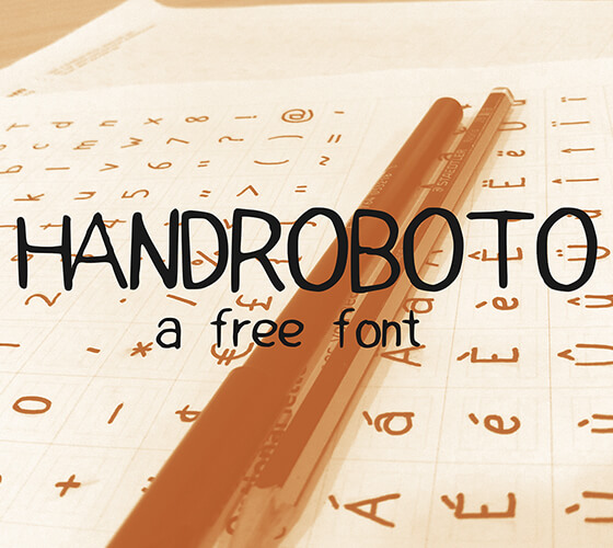 HandRoboto