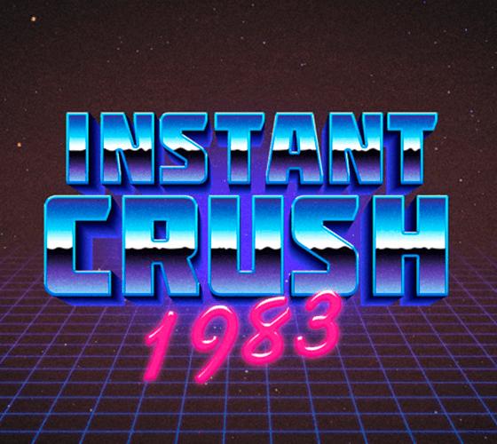 Efeito de texto Retrô 80s