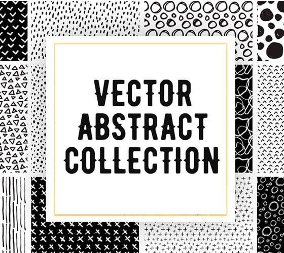 Coleção de Texturas Abstratas